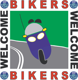 bikers logo small